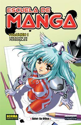 Escuela De Manga 1 Creaci N De Personajes Como Dibujar Manga Libros De Dibujo Pdf Aprender A Dibujar Manga