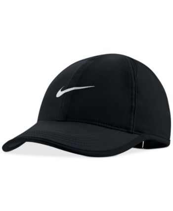 timeless design 1f2bb 94e7e Nike Featherlight Cap - Black