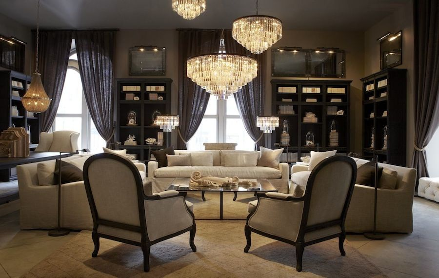 Restoration Hardware Living Room Ideas There 39 S A Special Magic With Loving Your Home No Matter