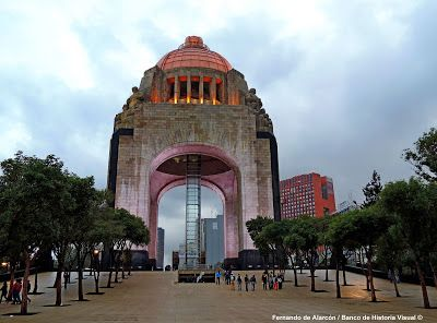 Monumento A La Revolucion Monumento Paisaje Mexico Revolucion