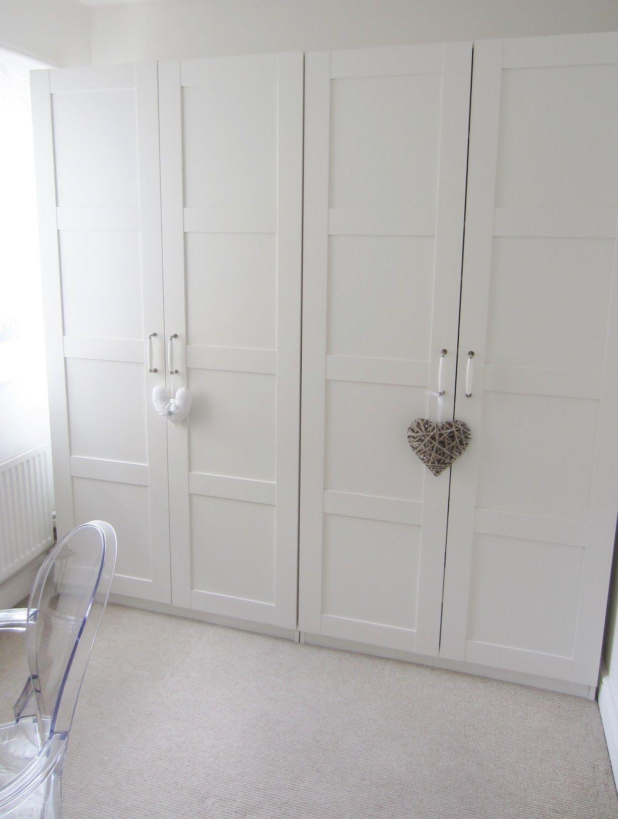 Hemnes Wardrobe White Bedroom Google Search Ikea Wardrobe