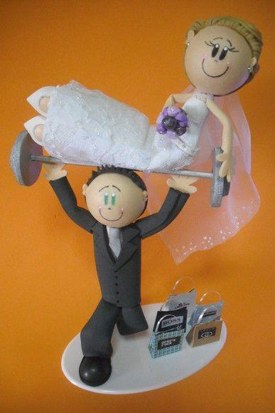 lembrancinha de casamento em feltro