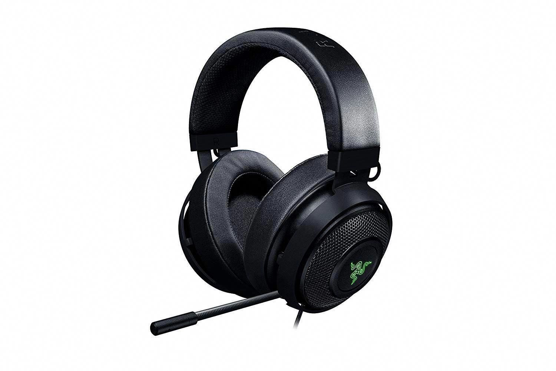 Razer Kraken 7 1 V2 7 1 Surround Sound Retractable Noise Cancelling Mic Lightweight Aluminum Frame G Best Gaming Headset Wireless Gaming Headset Headset