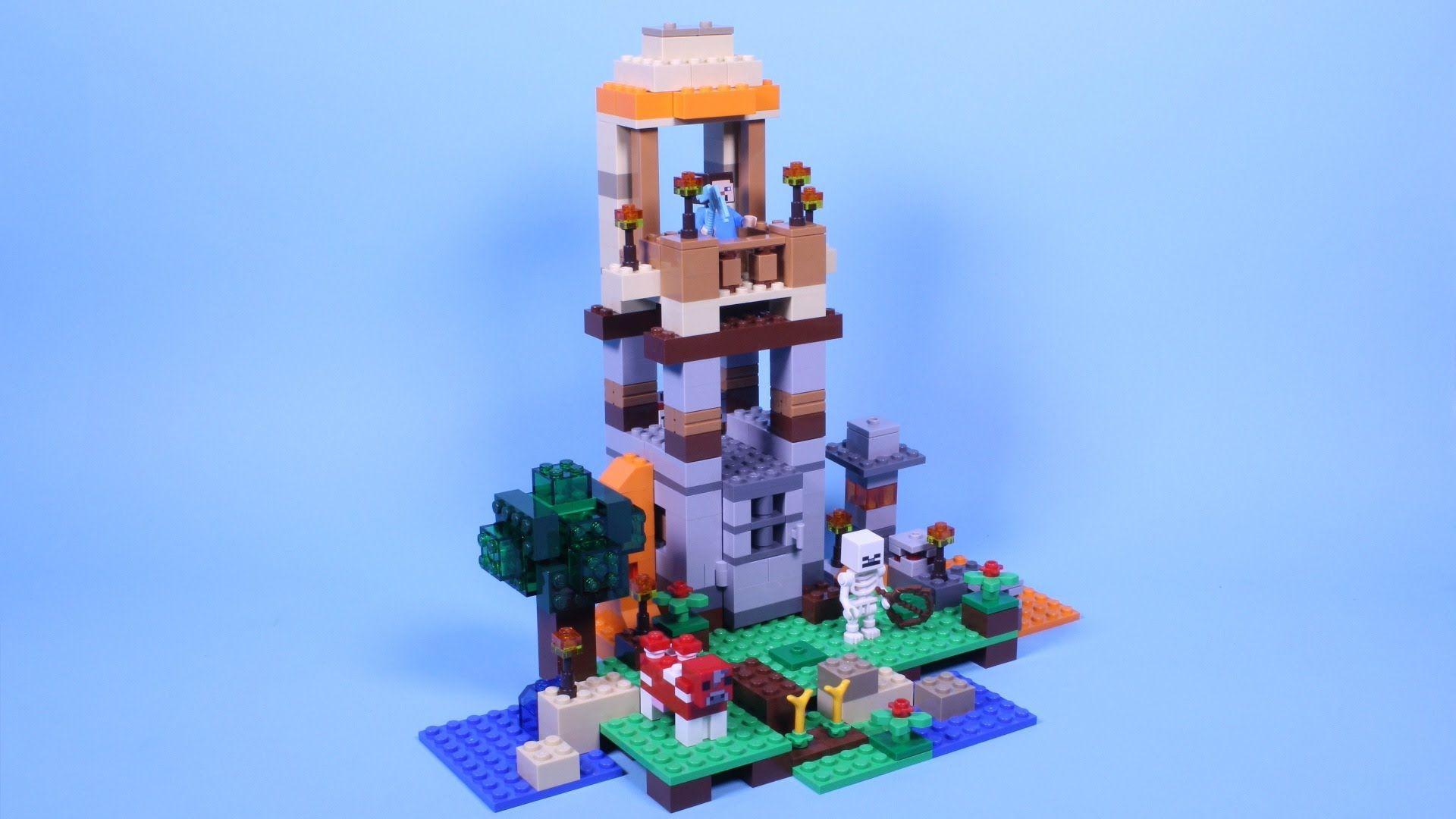 Lego Minecraft 21116 Crafting Box 8 In 1  Creation