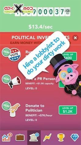 Make It Rain: Love of Money v5.0.7 Hack Mod