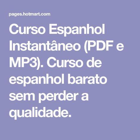 Curso Espanhol Pdf