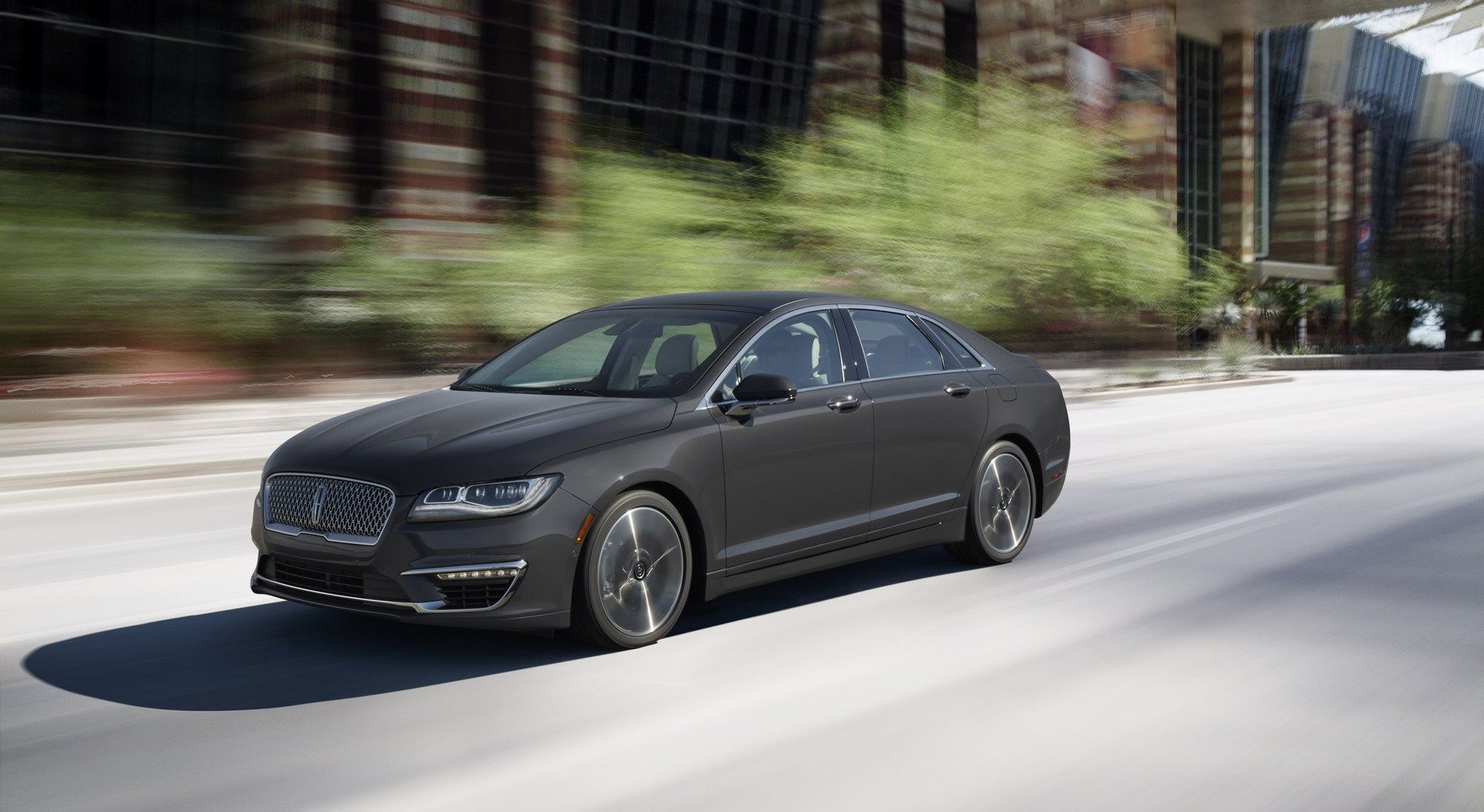 Spy Shots Lincoln Mkz Sedan Photos