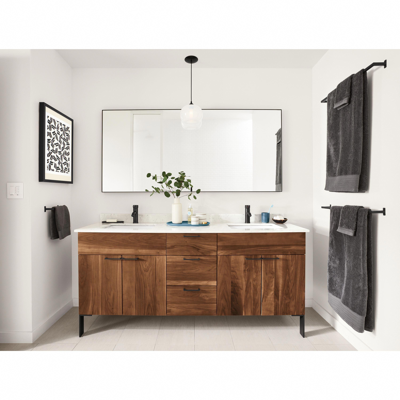 Room & Board  Kenwood Bathroom Vanity Cabinets with Top