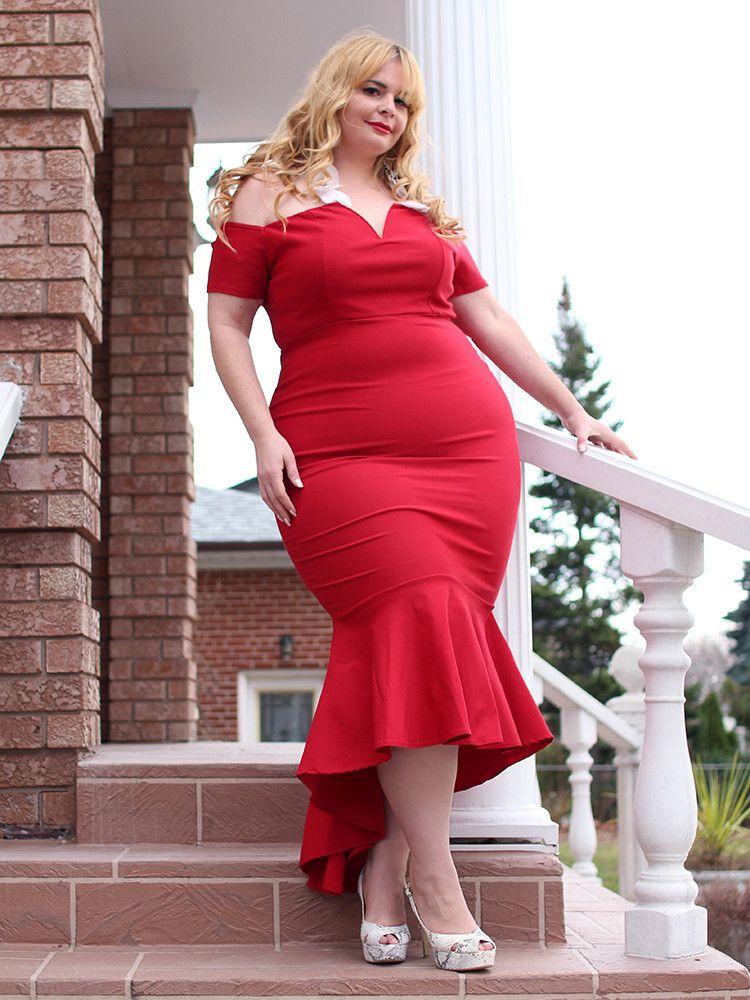 Arden b plus size dresses midi