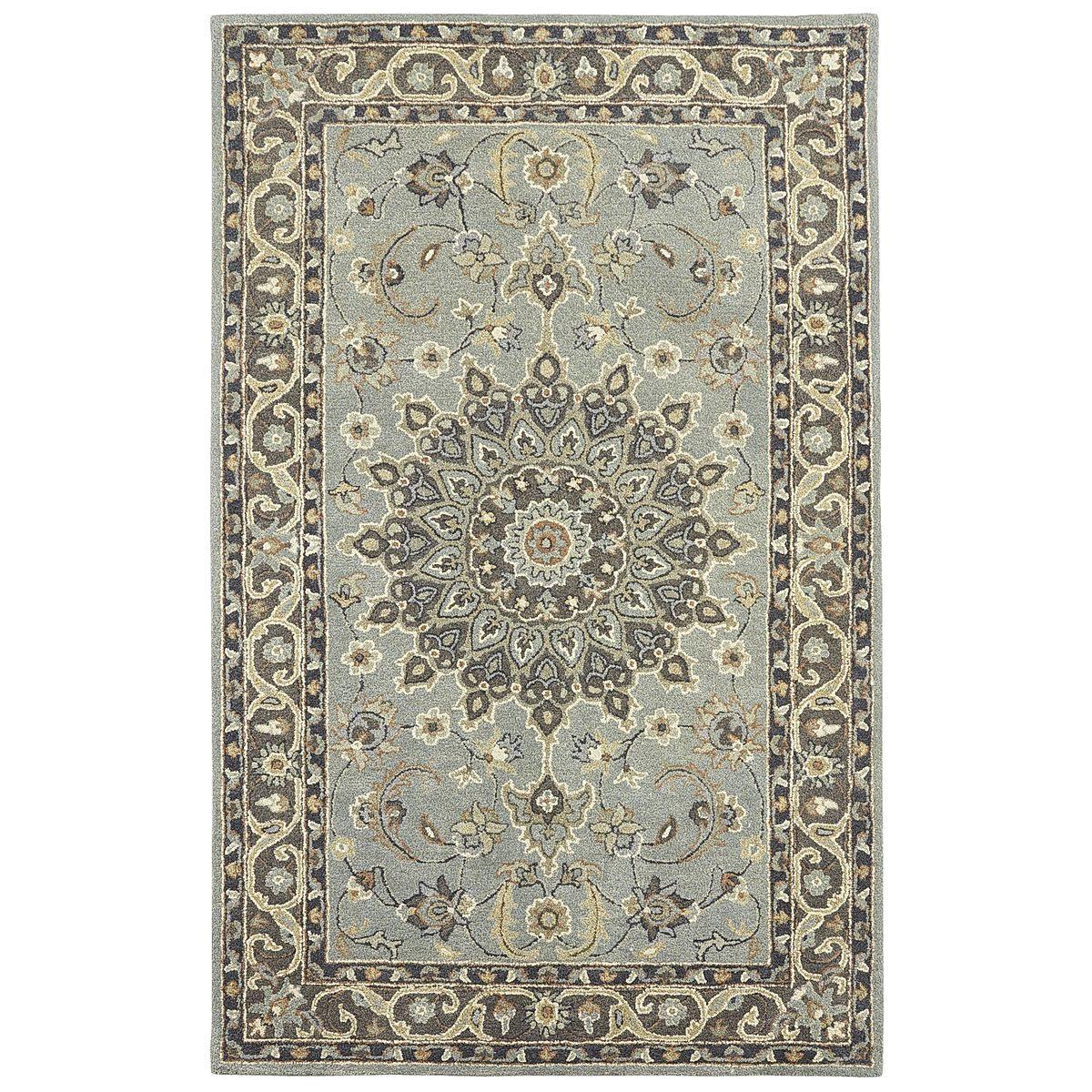 Vanora Traditional Wool Rug   Pier 1 Imports