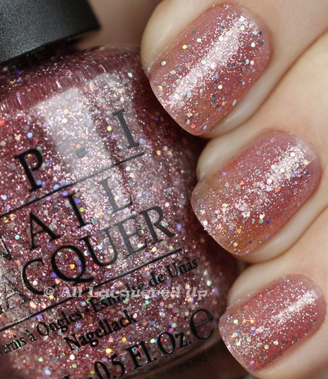 OPI - Teenage Dream on of my faves!