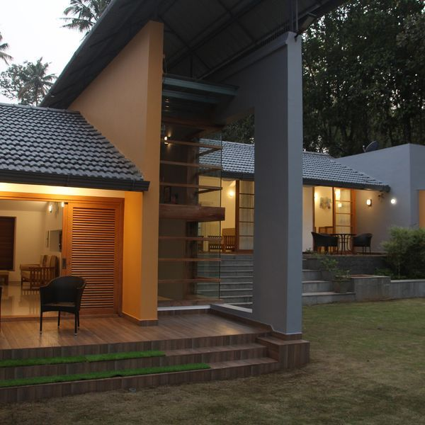 Pergola Design Kerala: Vacation Villa In Devikolam In 2020