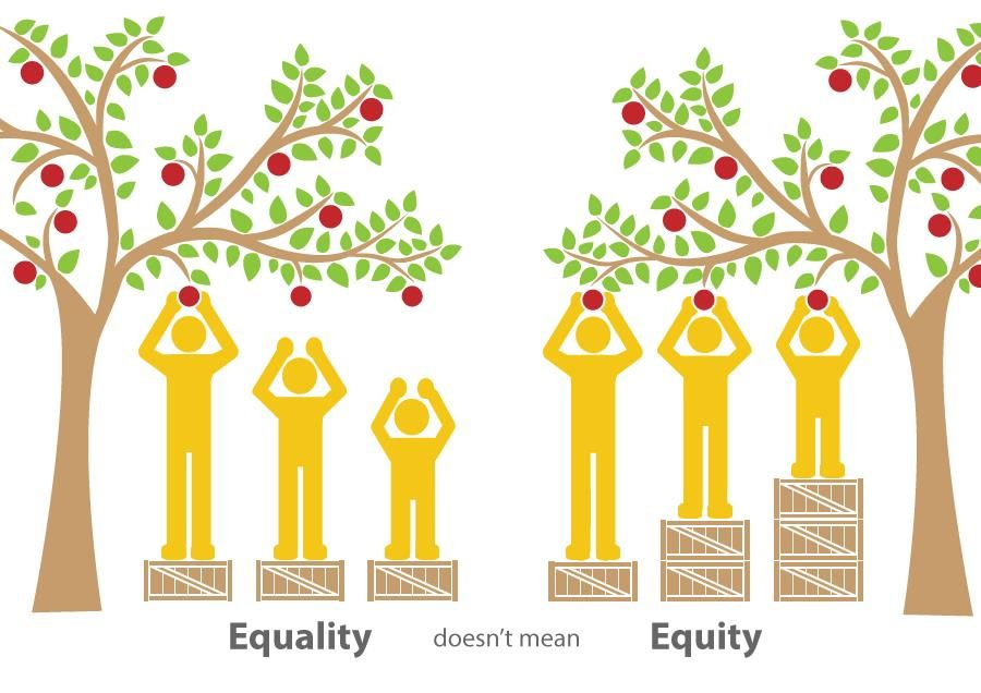what is mean by equity