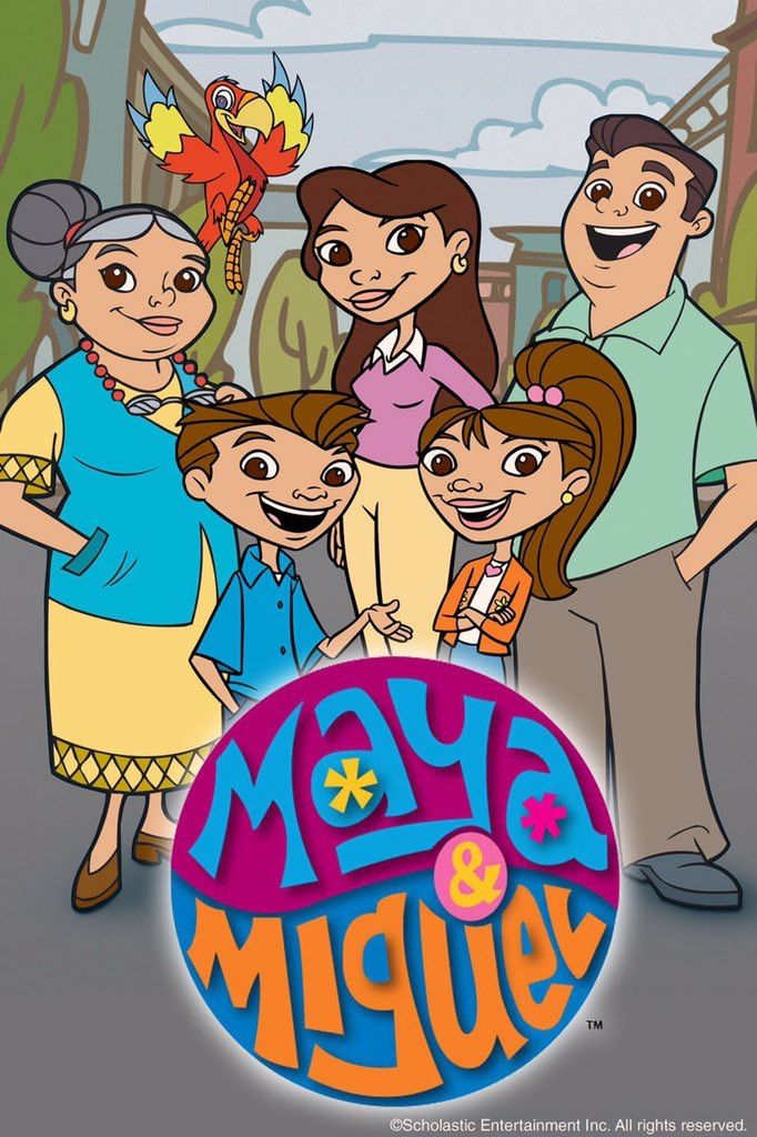 Maya & Miguel on PBS Kids | Nostalgia | Childhood characters