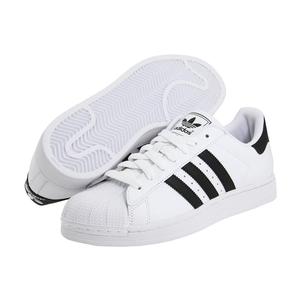 adidas Originals Superstar 2 White/Black - got them!