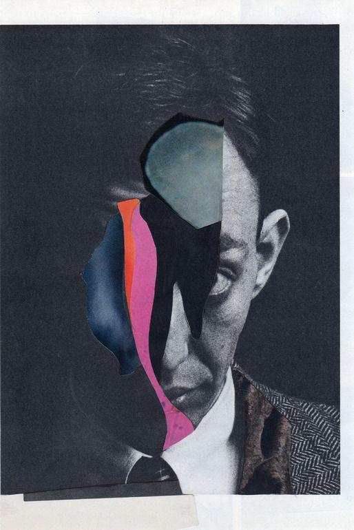 """Saatchi Online Artist: Charles Wilkin; Paper, 2013, Assemblage / Collage """"Fleeting At Best"""""""