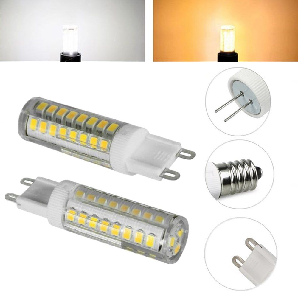 E14 G4 G9 5W 2835 SMD 52 LED Light Lamp Bulb for Indoor Home ...
