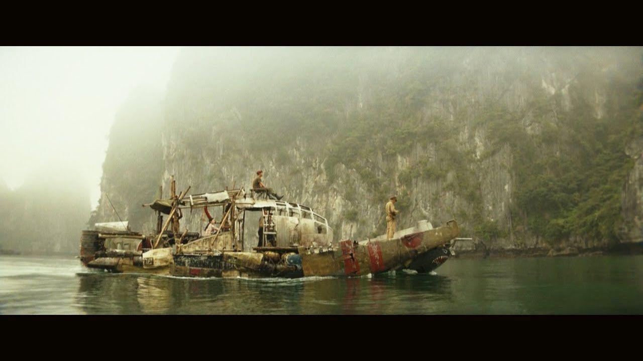 Kong An Adolescent In Kong Skull Island