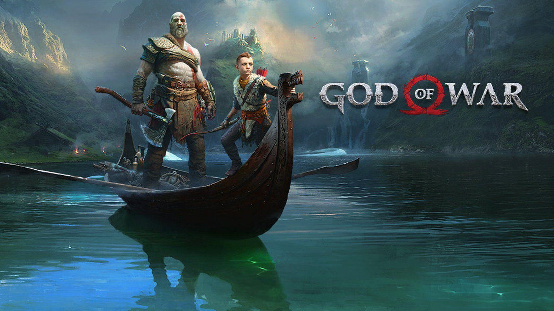 God Of War Ps4 Wallpaper Full Hd Papeis De Parede De Jogos Planos De Fundo Jogos