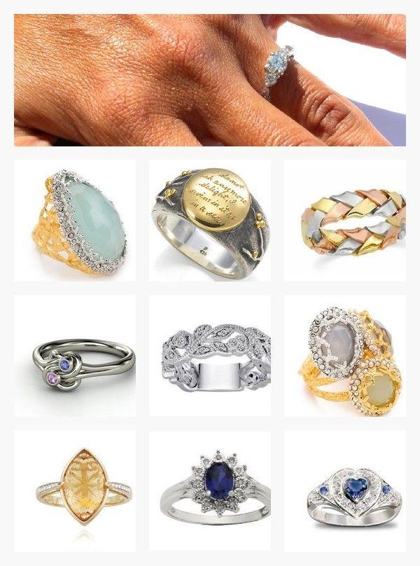 Favorite Romantic Rings