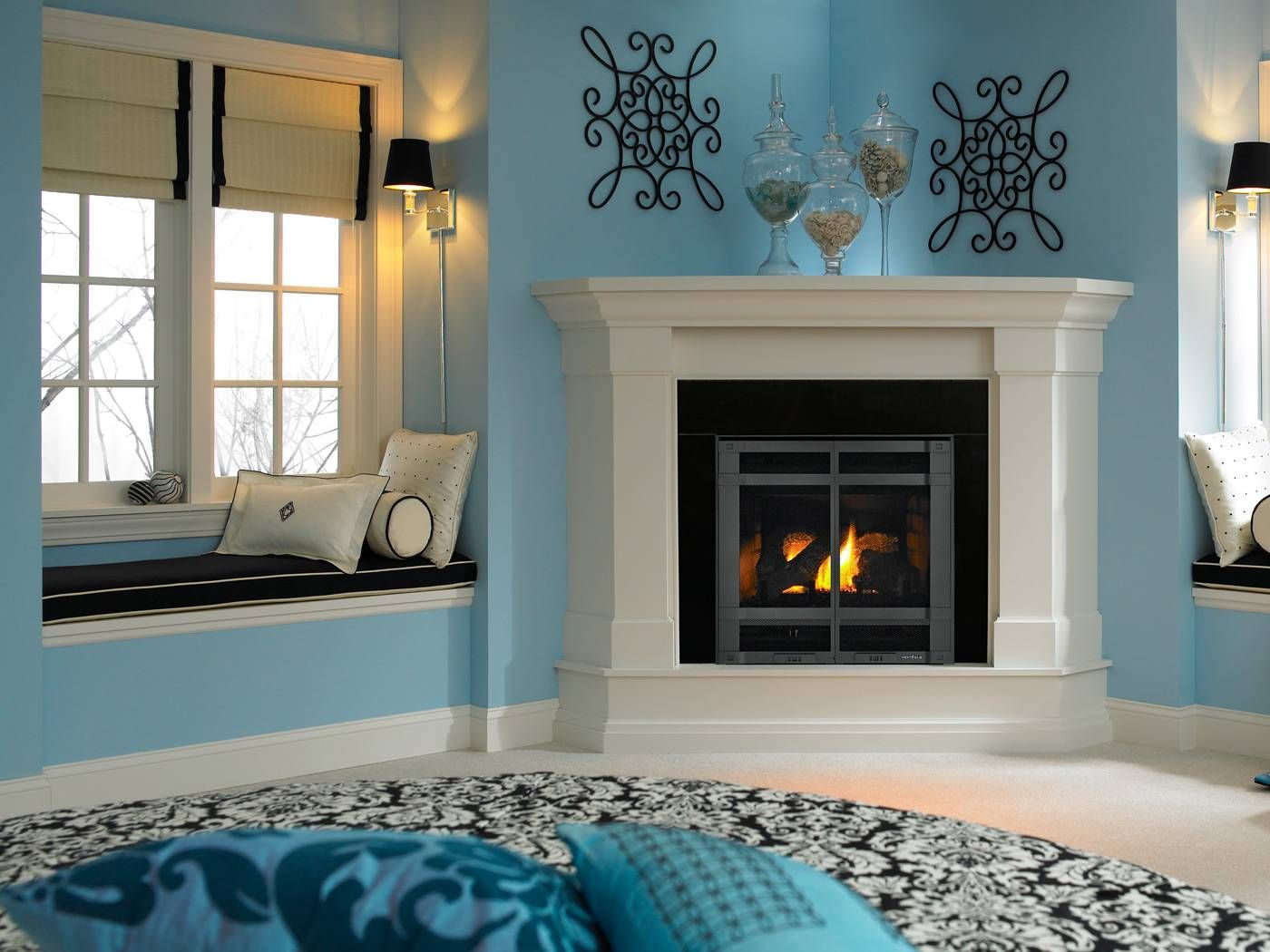 venting fireplaces salaambank vented options fireplace s gas natural less