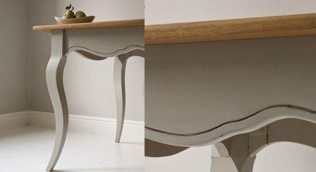 Comment repeindre une table en bois meubel makeovers