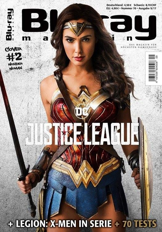 La Liga De La Justicia Portadas Para Blu Ray Magazin Justice League Wonder Woman Gal Gadot Wonder Woman Wonder Woman