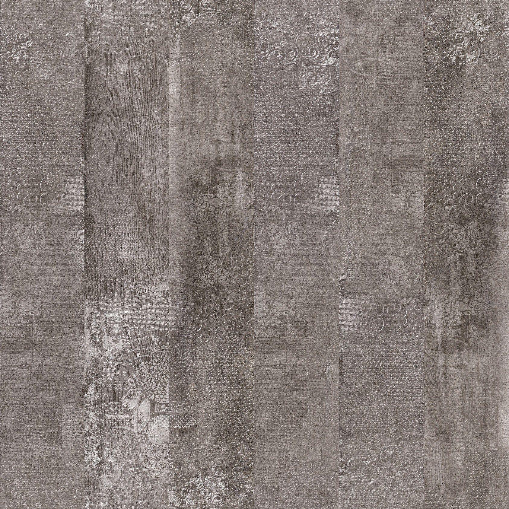 Carta Da Parati Texture carta da parati panoramica effetto cemento portland