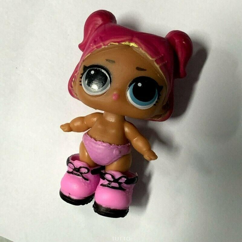 LOL SURPRISE DOLLS EYE SPY Lil As IF BABY LIL SISTER toy Color Change