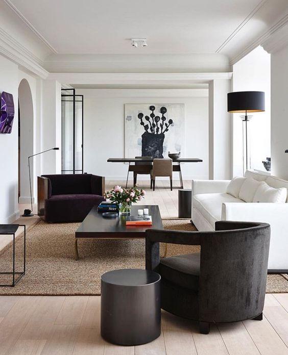 ARREDAMENTO E DINTORNI: tappeti | Soggiorno di lusso ...