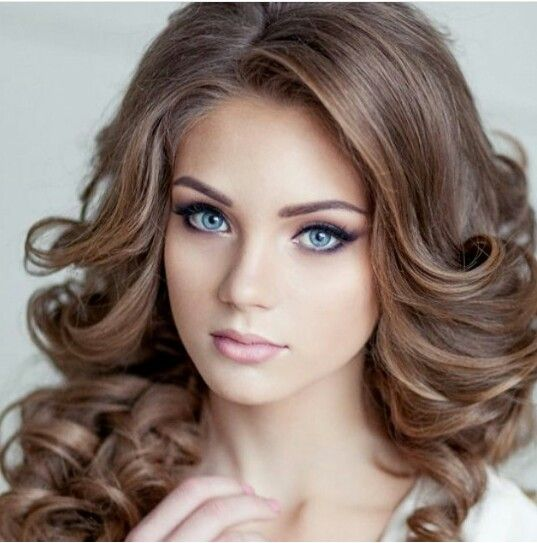 Pin By Hy On Saç Rengi Pinterest Beautiful Eyes - Curly hairstyle indian