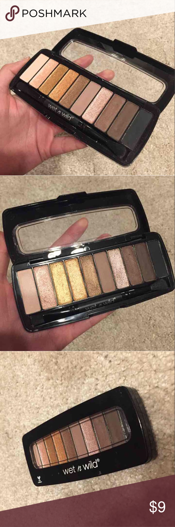Wet n Wild Studio Eyeshadow Palette Eyeshadow, Wet n