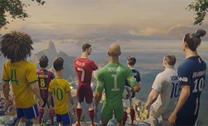 Video Of The Day Very Cool Video From Nike Football The Last Game An Animation Featuring Cristiano Ronaldo Wayne Rooney Neymar Jr Zlatan Ibrahimovic An