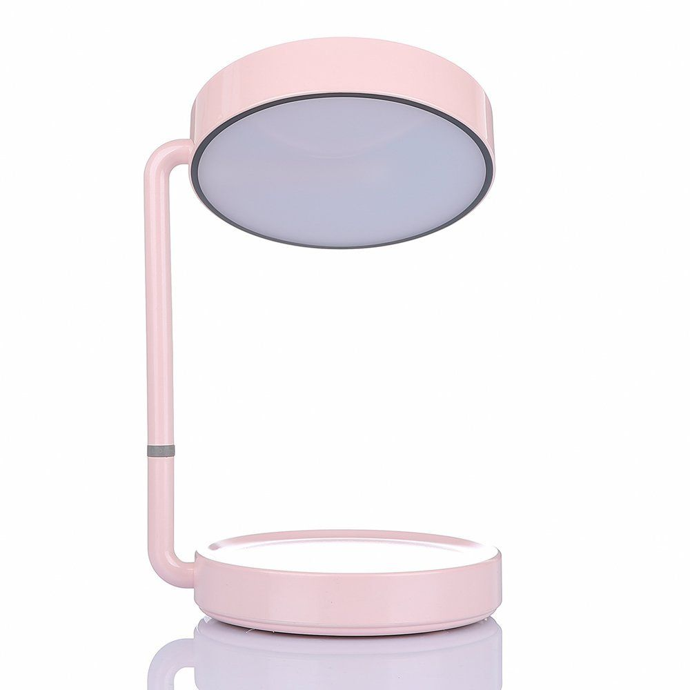 Tubaby Led Lighted Vanity Mirror Natural Bright Light Makeup Mirror With Rechargeable Battery Operated Ligh Lights Around Mirror Lighted Vanity Mirror
