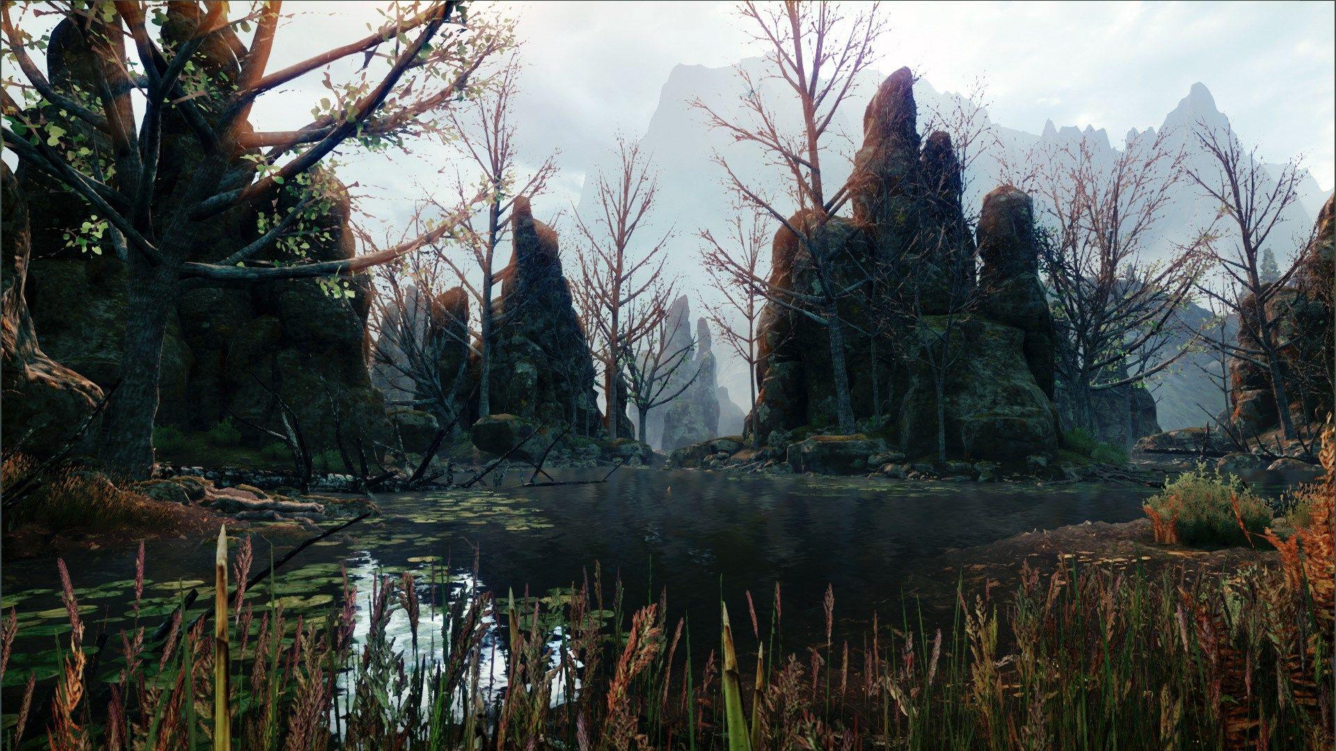 Dragon Age: Inquisition - Скриншоты | Новостной портал о компьютерных играх
