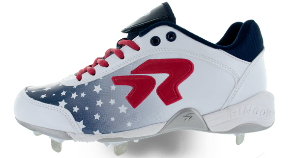 American Spirit Iii Diamond Softball Cleats Softball Cleats Baseball Shoes Cleats
