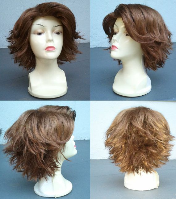 Rapunzel Tangled Inspired Adult Costume Wig By Littlepennylane With Images Rapunzel Short Hair Rapunzel Hair Wig Hairstyles