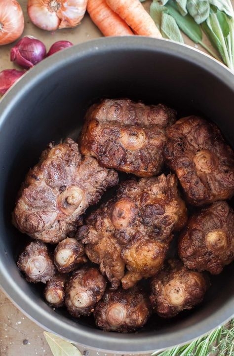 pressure cooker oxtail stew  recipe  oxtail recipe