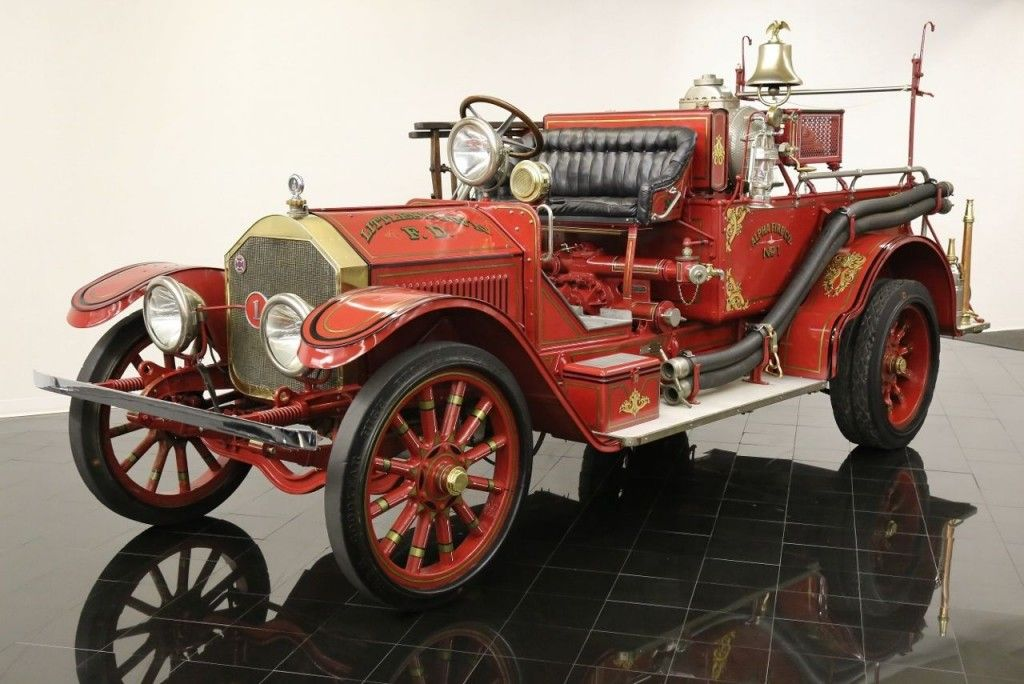 1917 American Lafrance Type 40