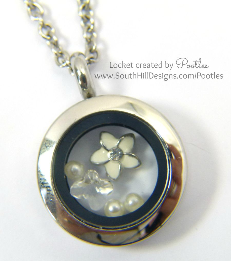Pootles South Hill Designs - Stylish Whites Plumeria Close Up