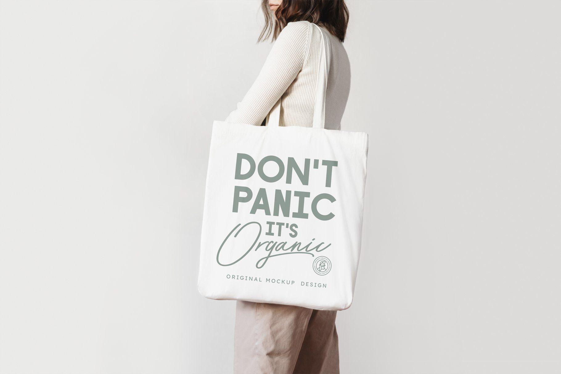 Download Tote Bag Mockup Bag Mockup White Tote Bag Bags