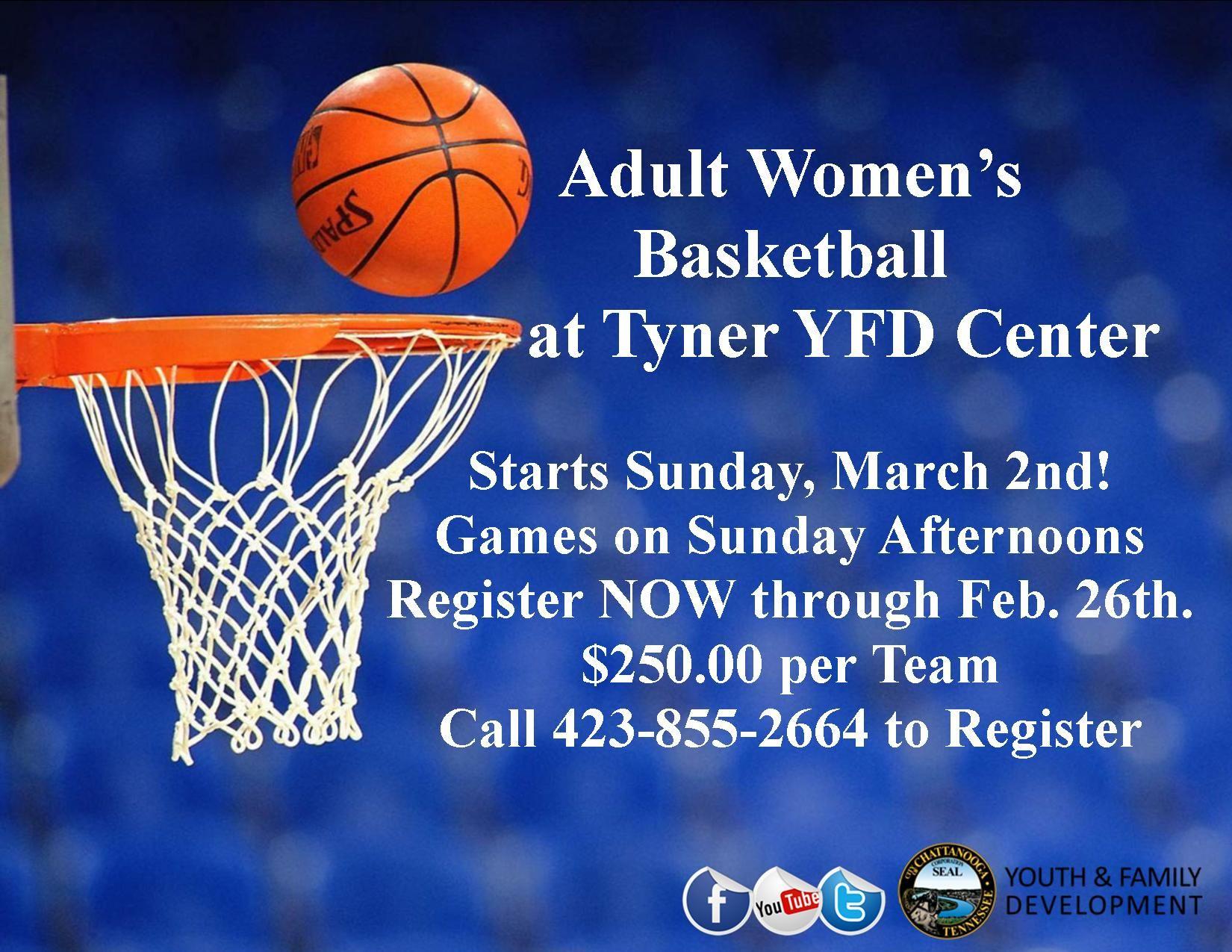Women's Adult Basketball League! Athletes prayer