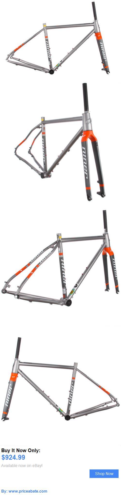 bicycle parts: Niner Rlt 9 Steel Cyclocross Bike Frame Set 47Cm 700C ...