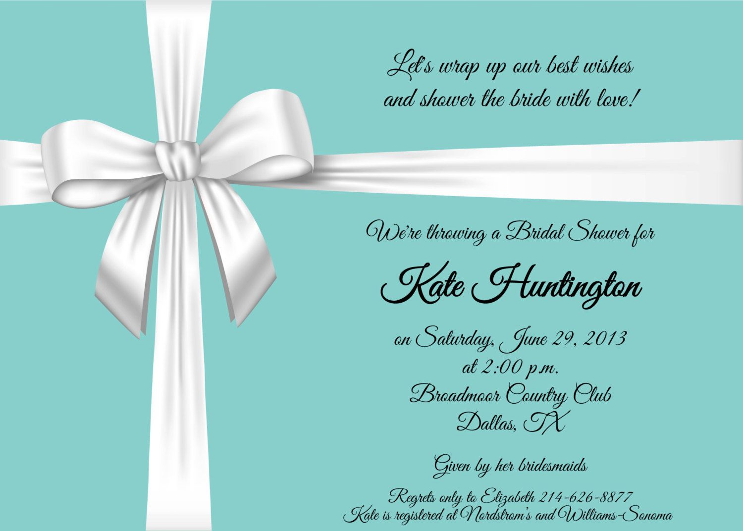 tiffany babyshower tiffany blue wedding invitations images about Tiffany Babyshower on Pinterest Invitation wording Tiffany baby showers and Party ideas