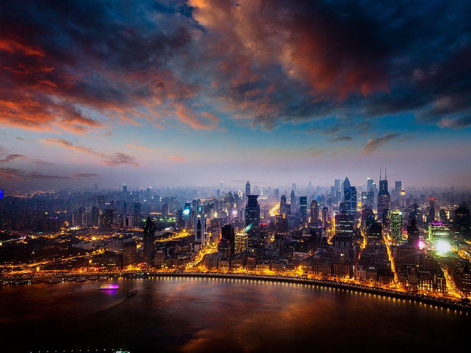 Aerial Views of Cities Around the World - Condé Nast Traveler