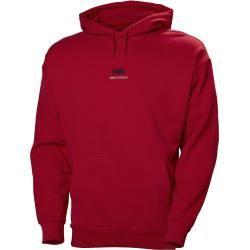 red hoodie #hoodies #sweatshirt #oufit Helly Hansen Yu Hoodie Midlayer Red L