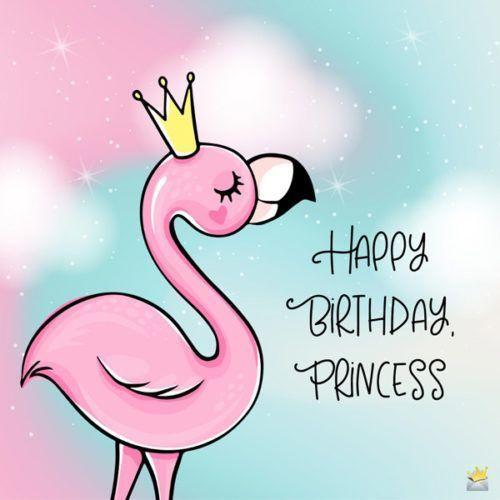 Alles Gute Zum Geburtstag Prinzessin Happy Birthday Alles Gute