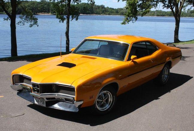 45++ 1970 mercury cyclone gt HD