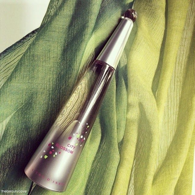 The Beauty Cove: IL PROFUMO: L'EAU D'ISSEY CITY BLOSSOM di ISSEY MIYAKE
