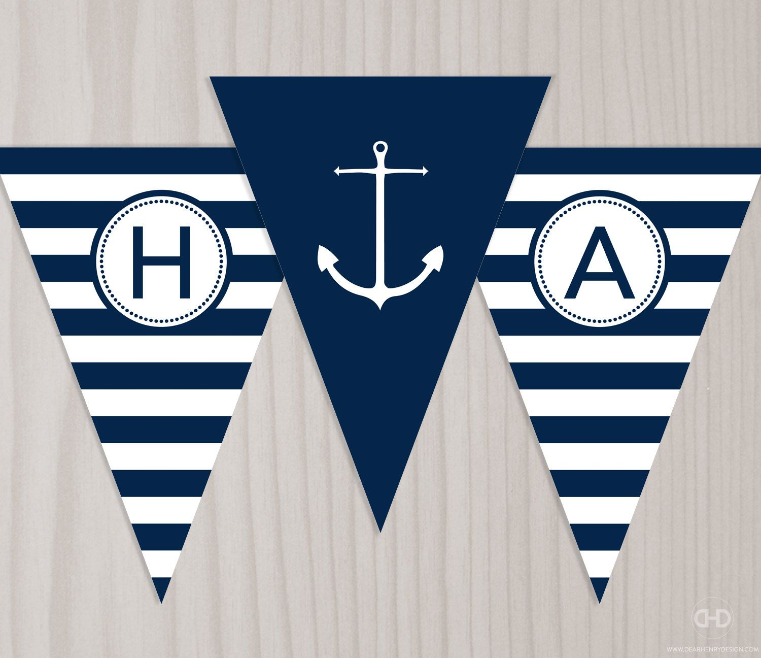Popular items for nautical bunting on etsy banner ideas popular items for nautical bunting on etsy pronofoot35fo Images